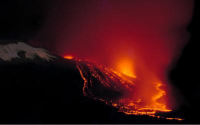 Liquore Fuoco dell'Etna: la Storia